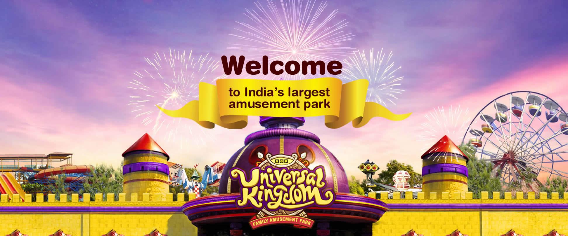 Fun Theme Park Attractions | Amusement Rides | Thrilling